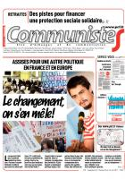 Journal CommunisteS nº 518 - 22 mai 2013