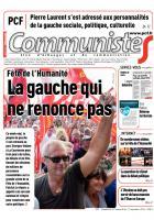 Journal CommunisteS n° 565 - 17 septembre 2014