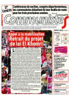 Journal CommunisteS n°639 - 25 mai 2016