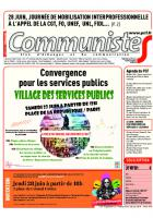 Journal CommunisteS n°729