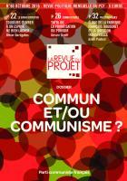 La Revue du projet, n° 60, octobre 2016