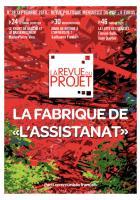 La Revue du projet, n°39, septembre 2014