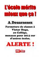La réforme de l'école proposée par le gouvernement Ayrault