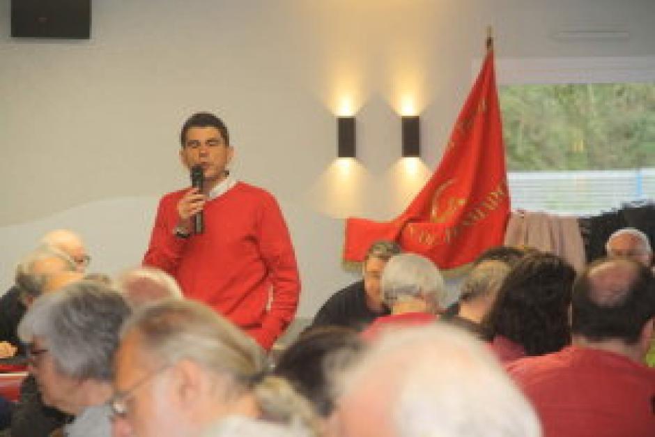 Une nouvelle direction pour le PCF du Finistère