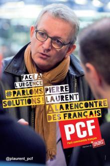 Pierre Laurent à Morlaix et à Douarnenez