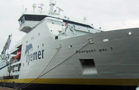 Entretien de navire IFREMER en Pologne: revoir les conditions d'appel d'offre!